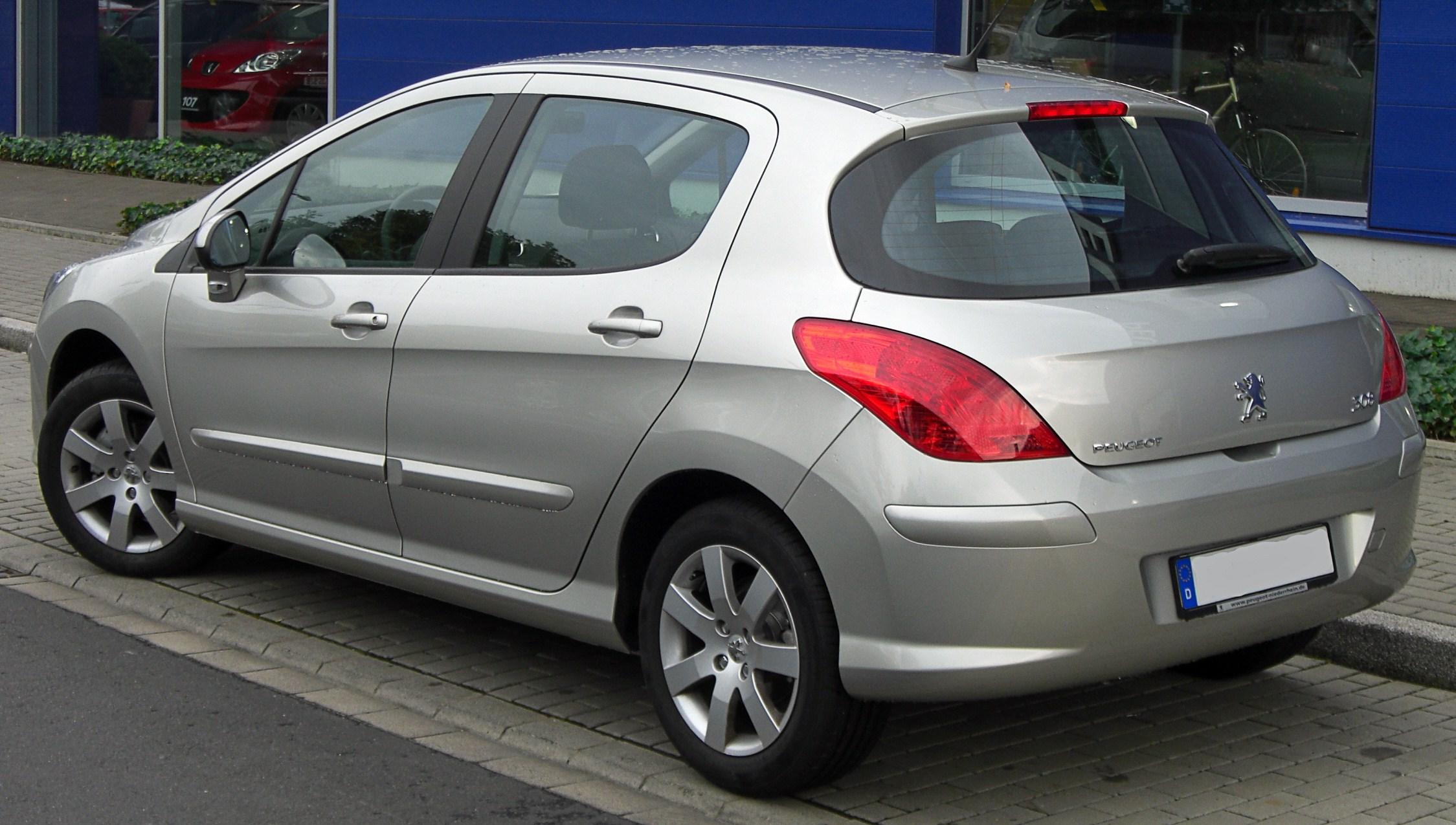 Peugeot 308 - Wikiwand