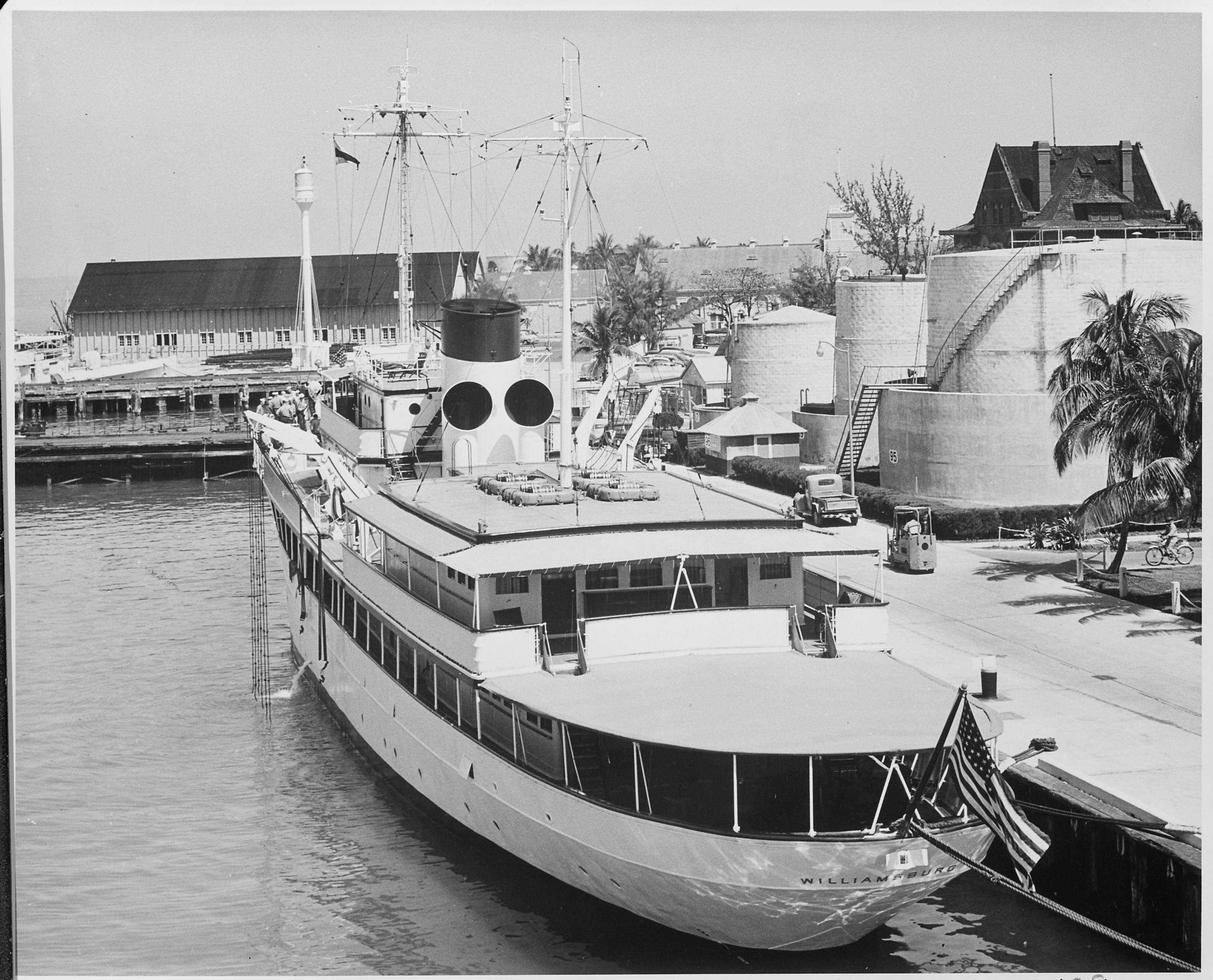 Presidential Yacht The U S S Sequoia Save Our History Movie free download HD 720p