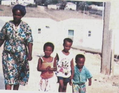 אם וילדיה - עולים חדשים מאתיופיה