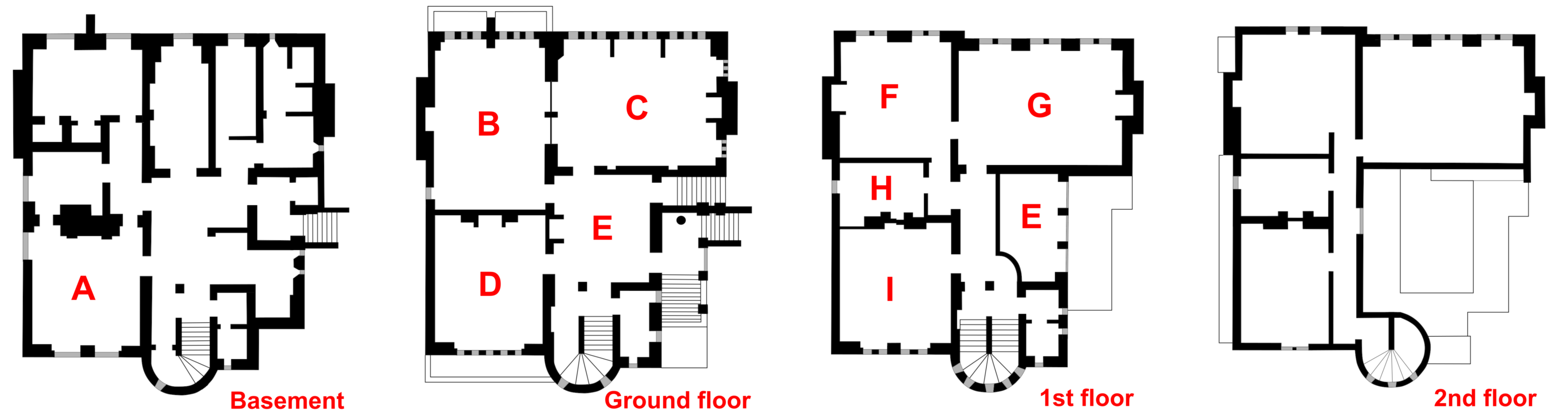 File:Plan Of The Tower House, London.png