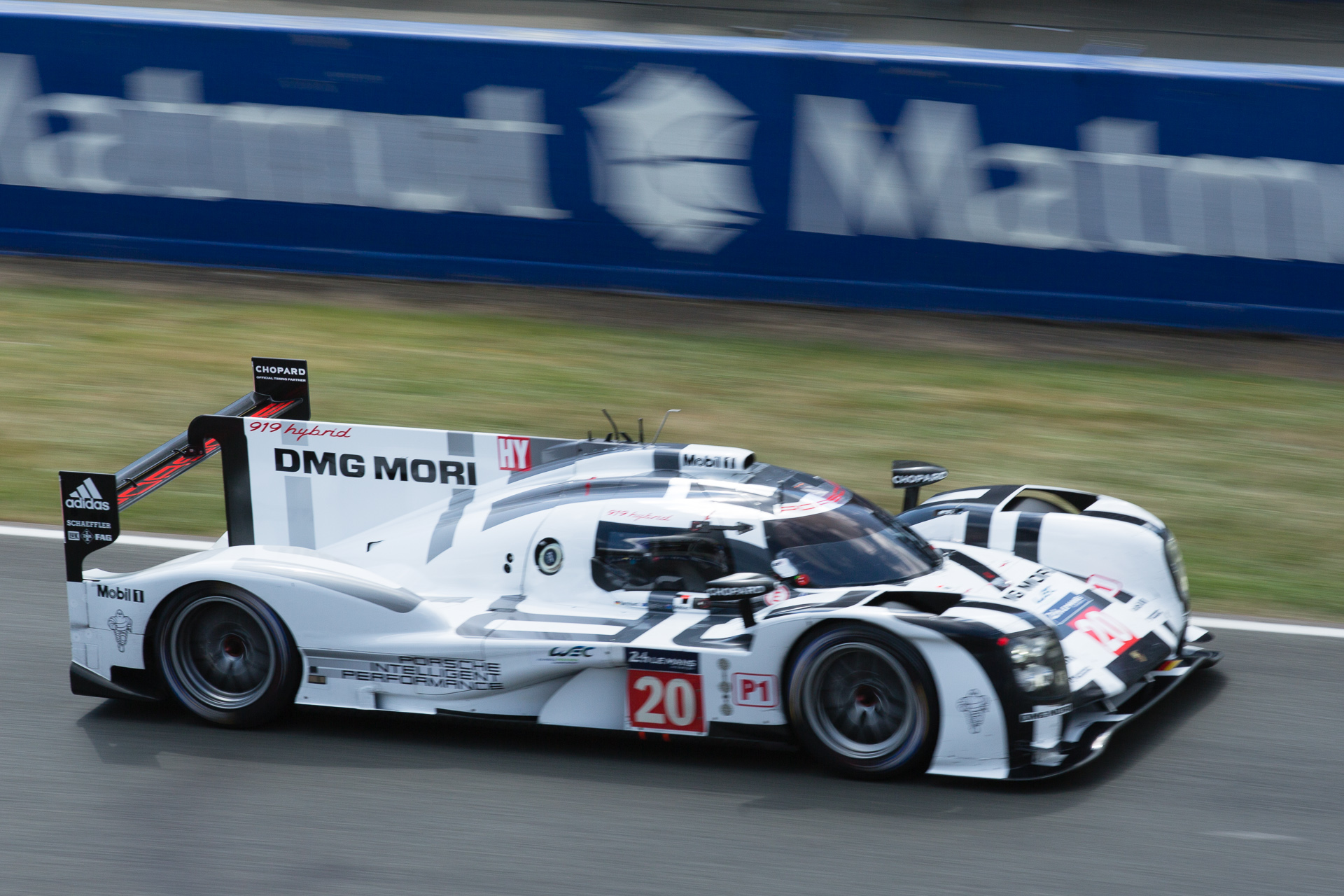 Porsche 919 Hybrid - Wikipedia, the free encyclopedia