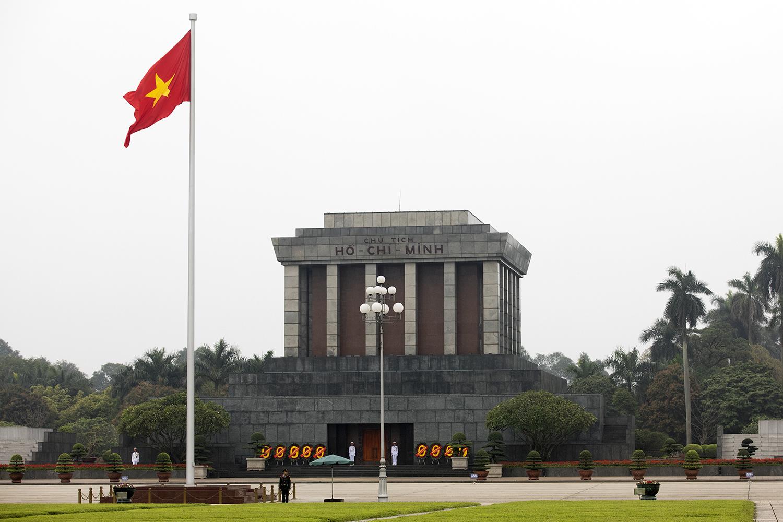 Lăng Chủ tịch Hồ Chí Minh – Wikipedia tiếng Việt