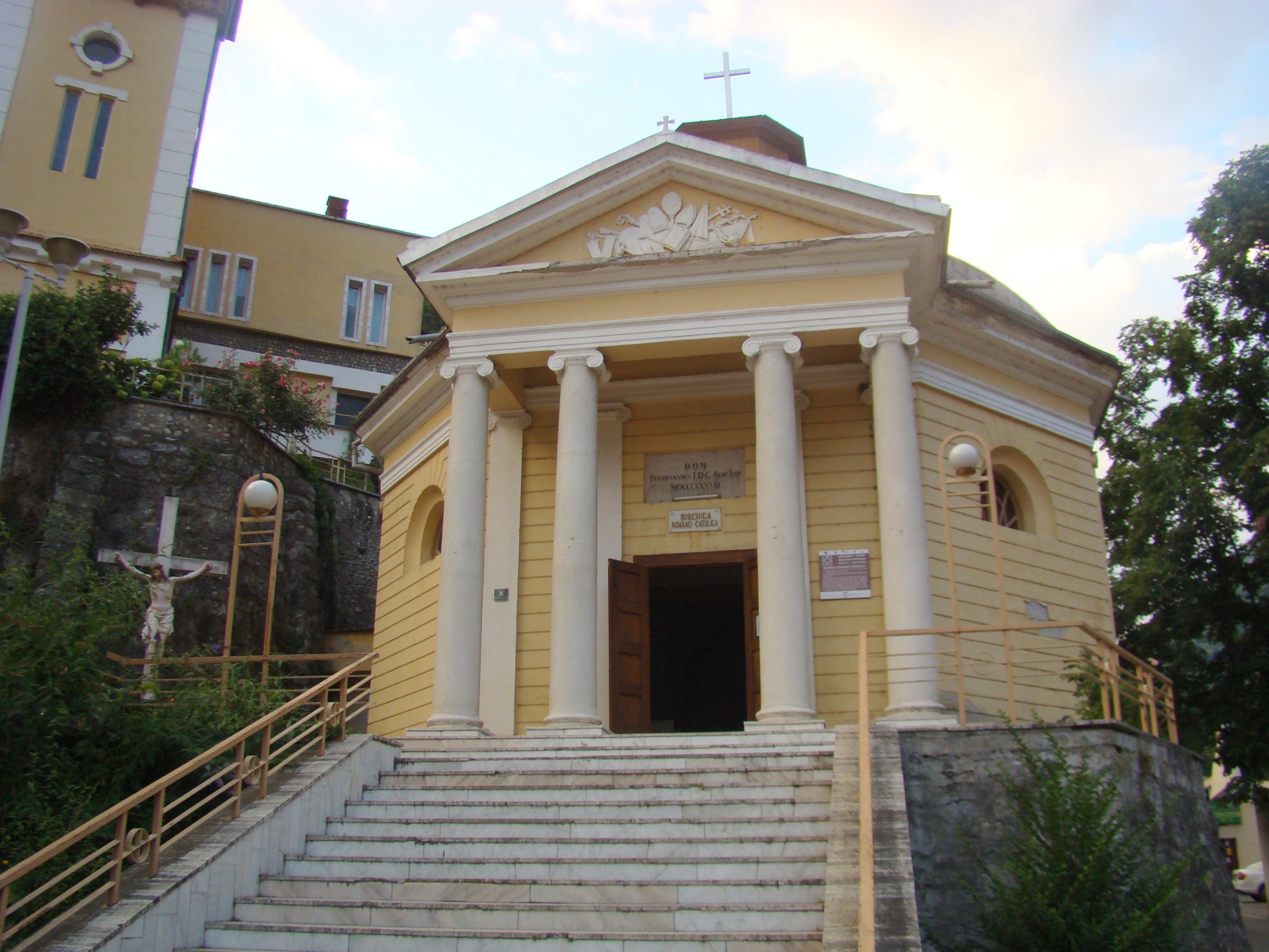 Fișier:RO CS Biserica romano-catolica din Baile Herculane (1).JPG - Wikipedia