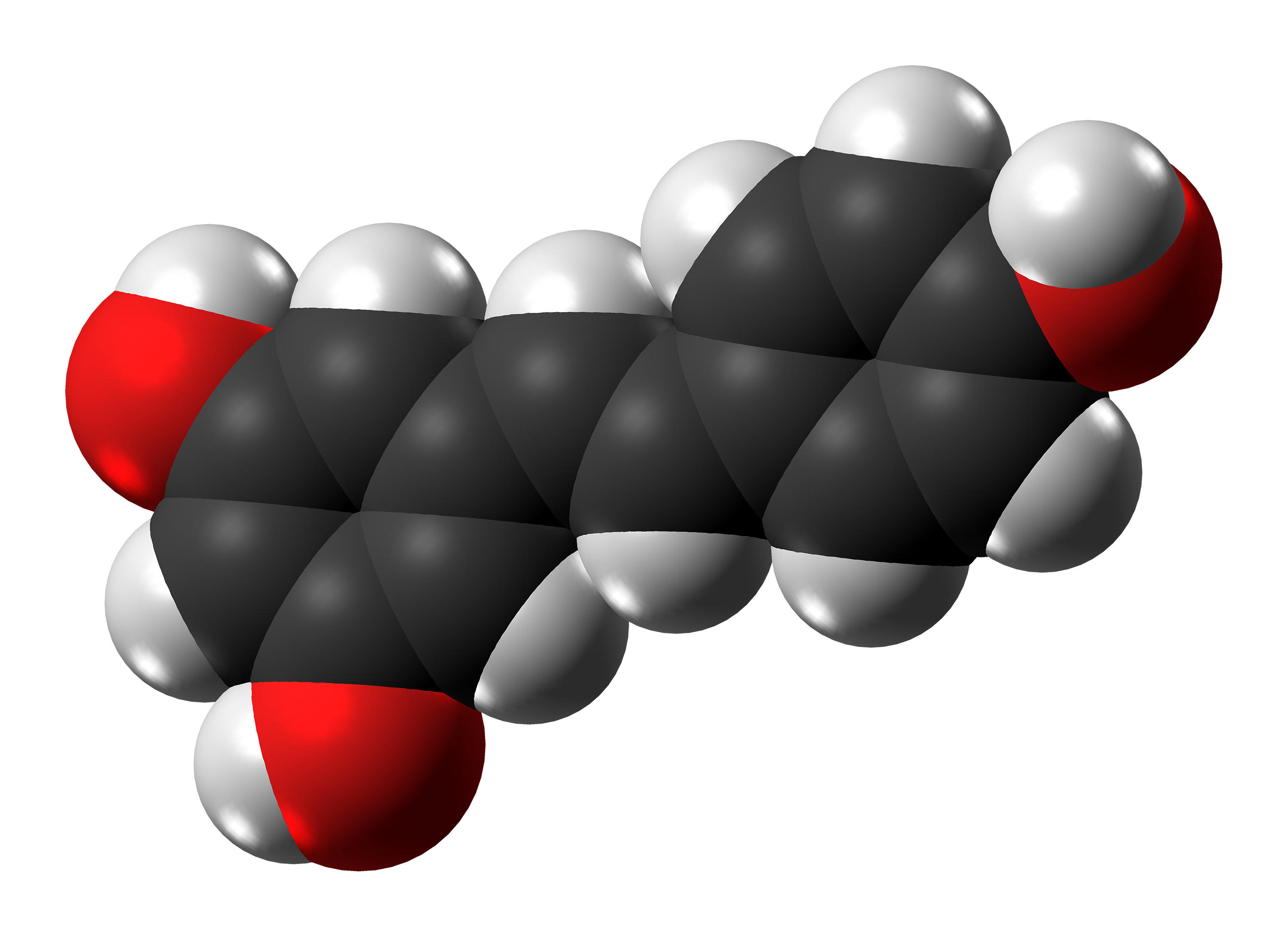 File Resveratrol Molecule Spacefill From Xtal Png Wikimedia Commons