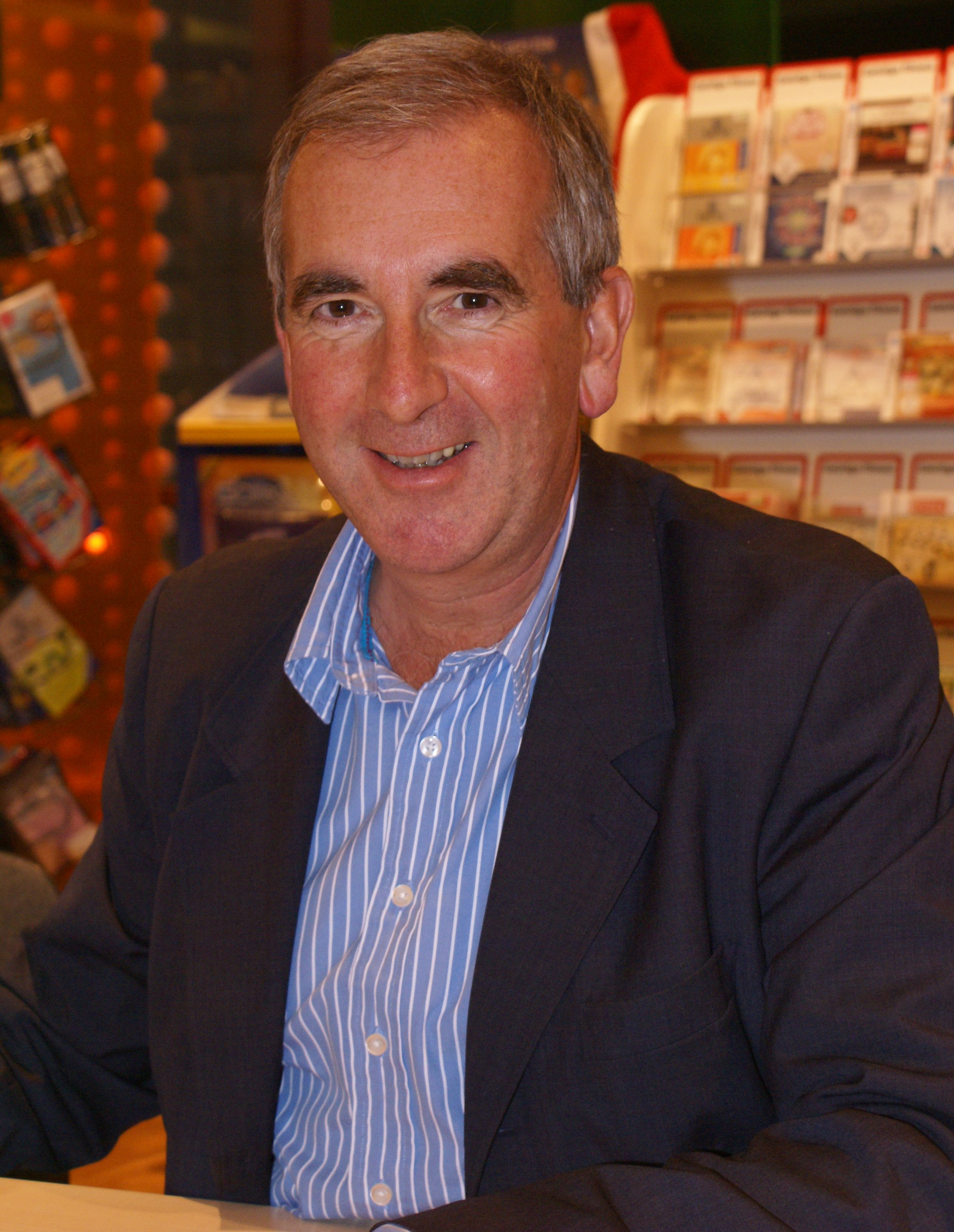 Picture of an author: Robert Harris