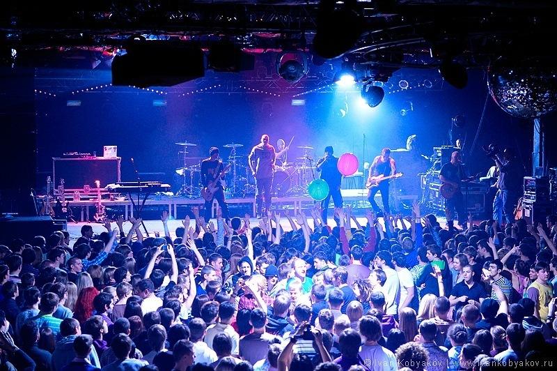клуб green concert москва