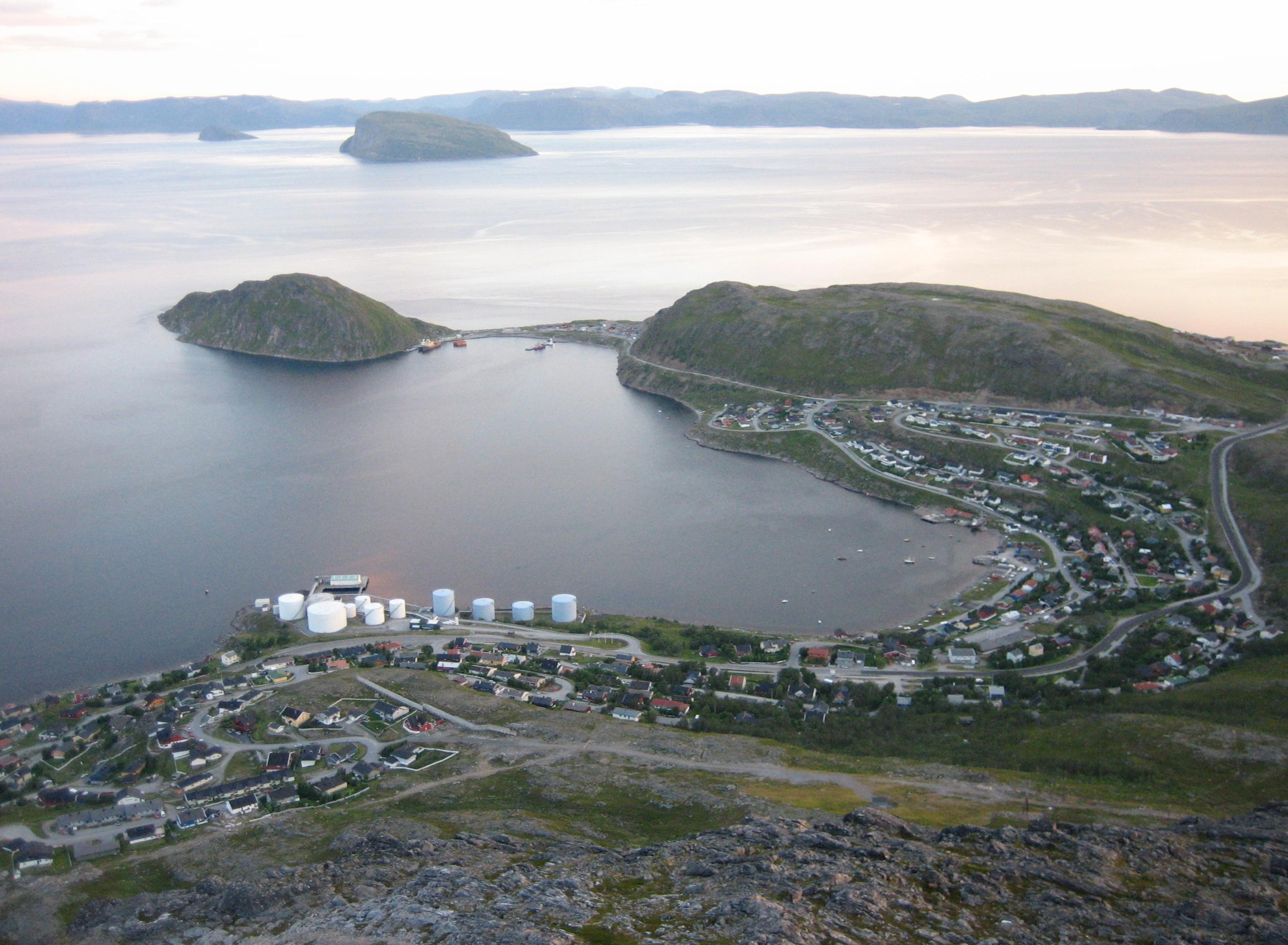 rypefjord enslig