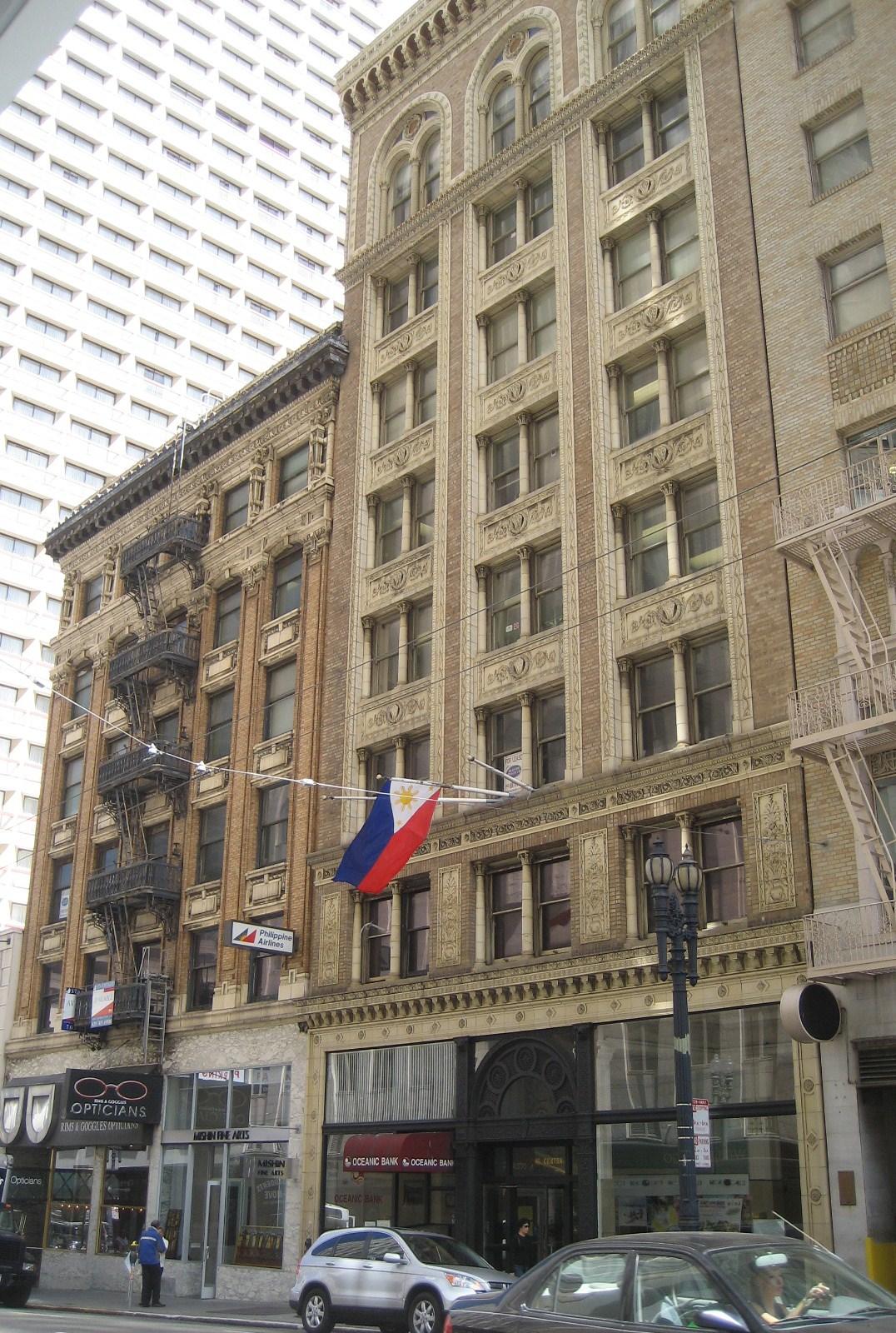 Philippine Consulate General, San Francisco - Wikipedia