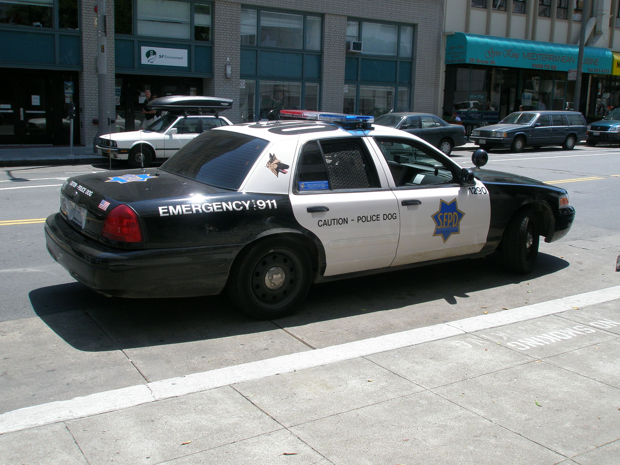 Marin County Sheriff Dept Policy On Barking Dogs