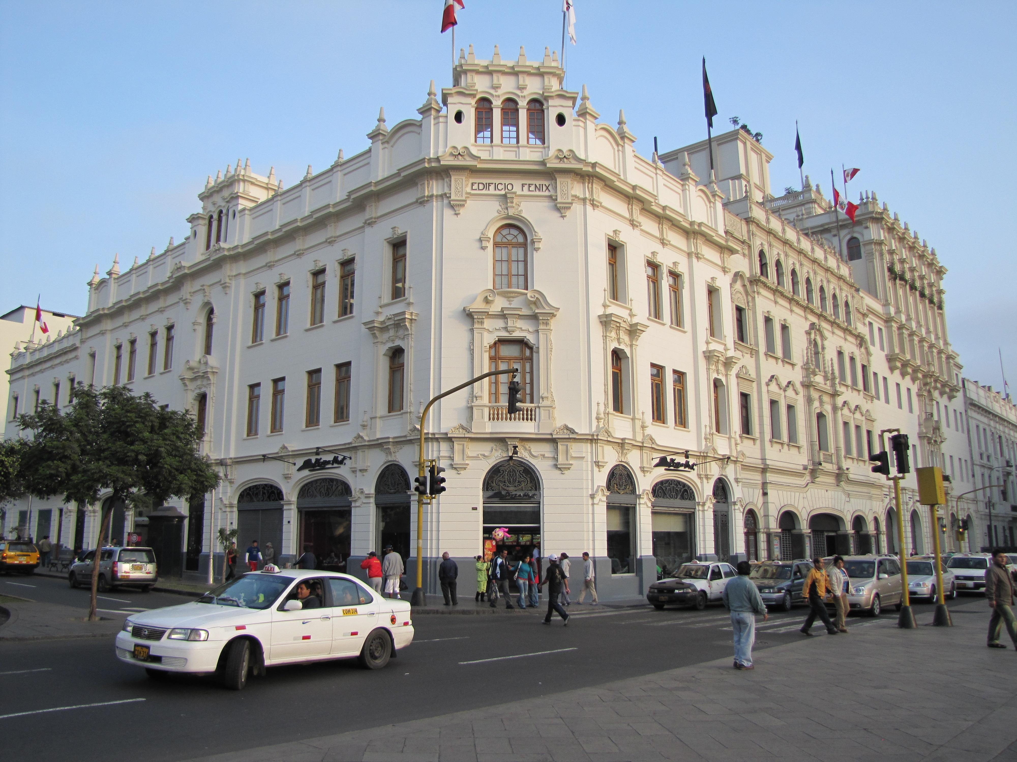San Martin Hotels