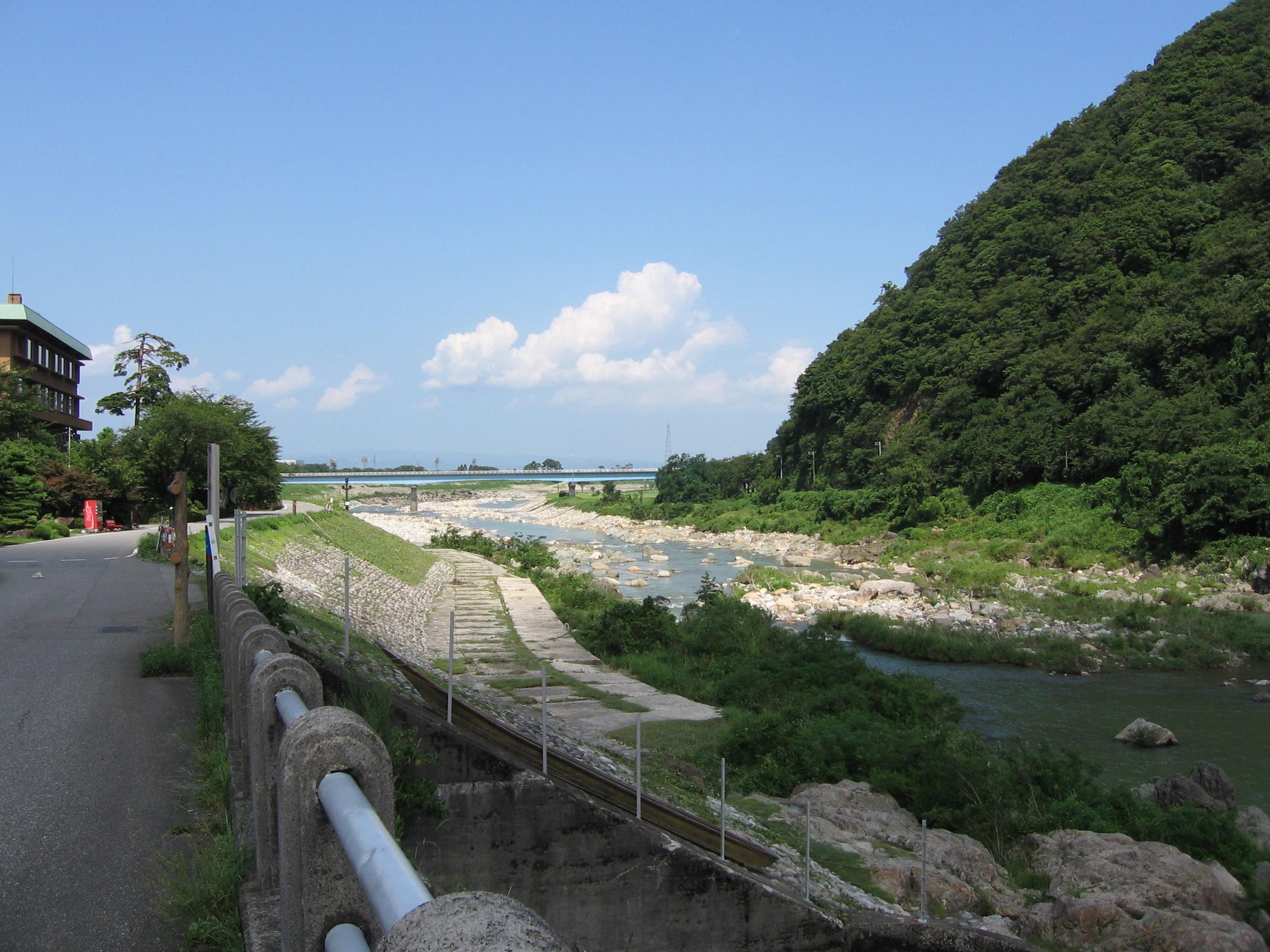 Toyama Japan  city pictures gallery : Sho River Gifu & Toyama, Japan 1 Wikipedia, the free ...