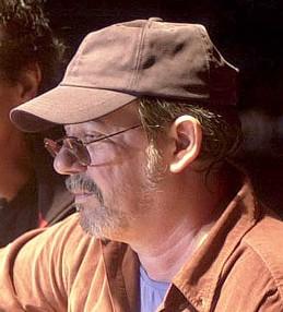 Silvio Rodríguez cantando en la Plaza de Mayo....