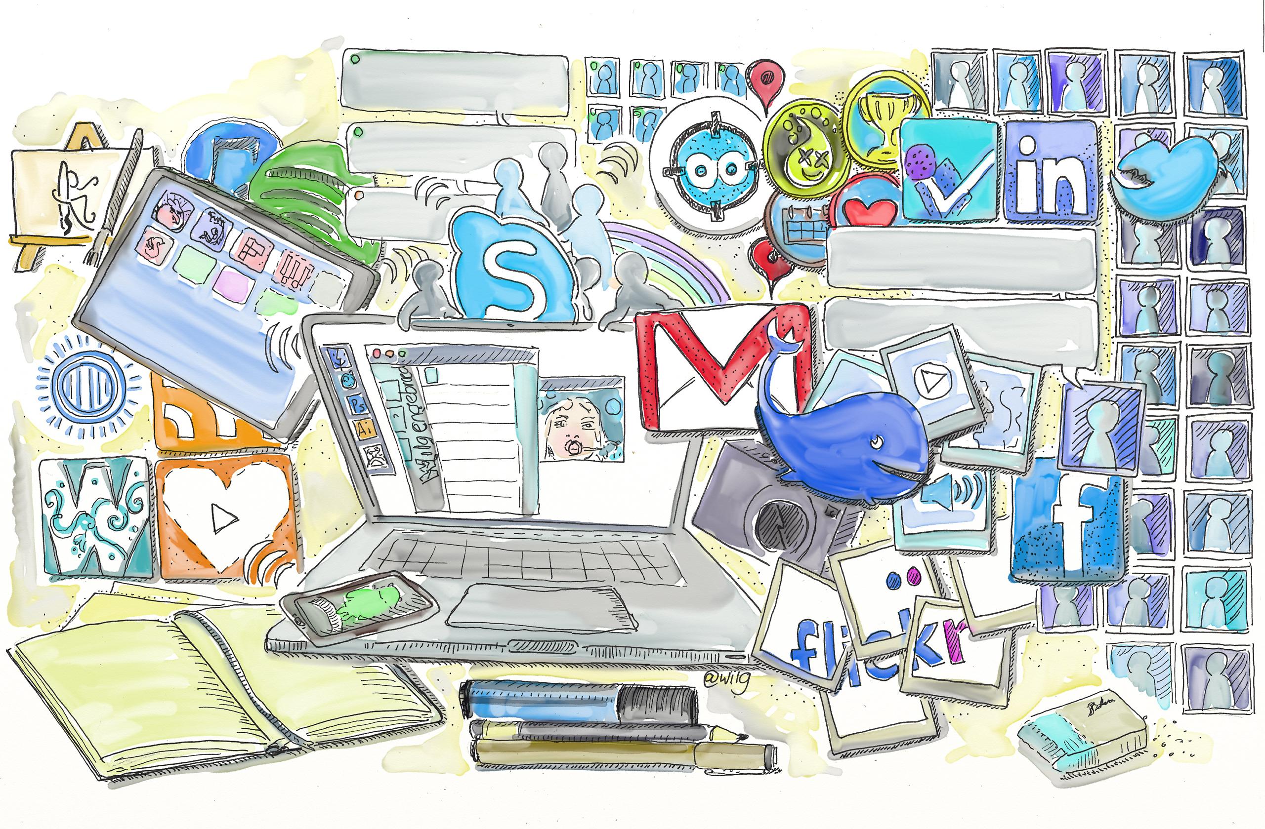 1820948eb214 Servicio de red social - Wikipedia, la enciclopedia libre