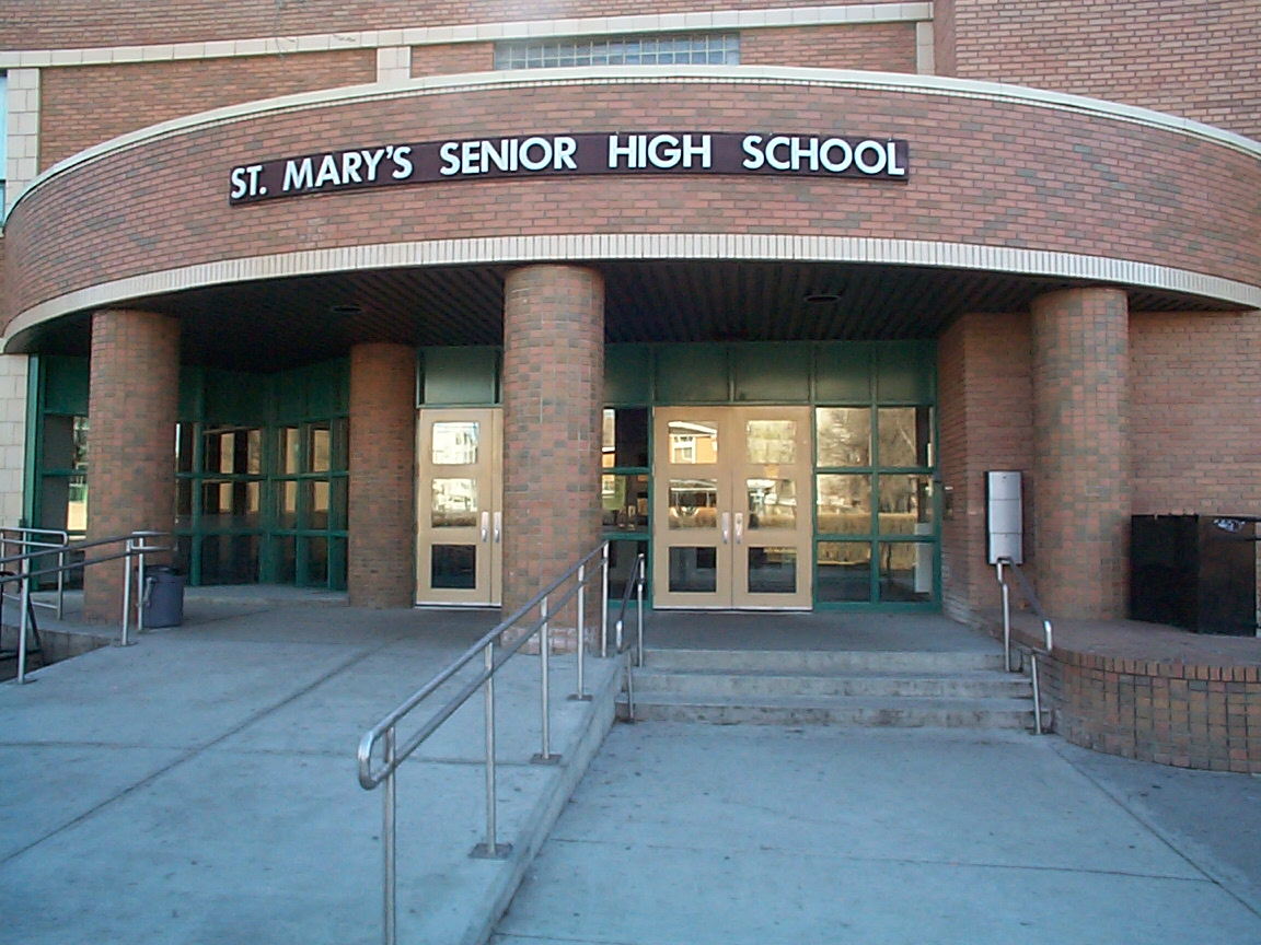 St. Mary's High School (Calgary) - Wikipedia