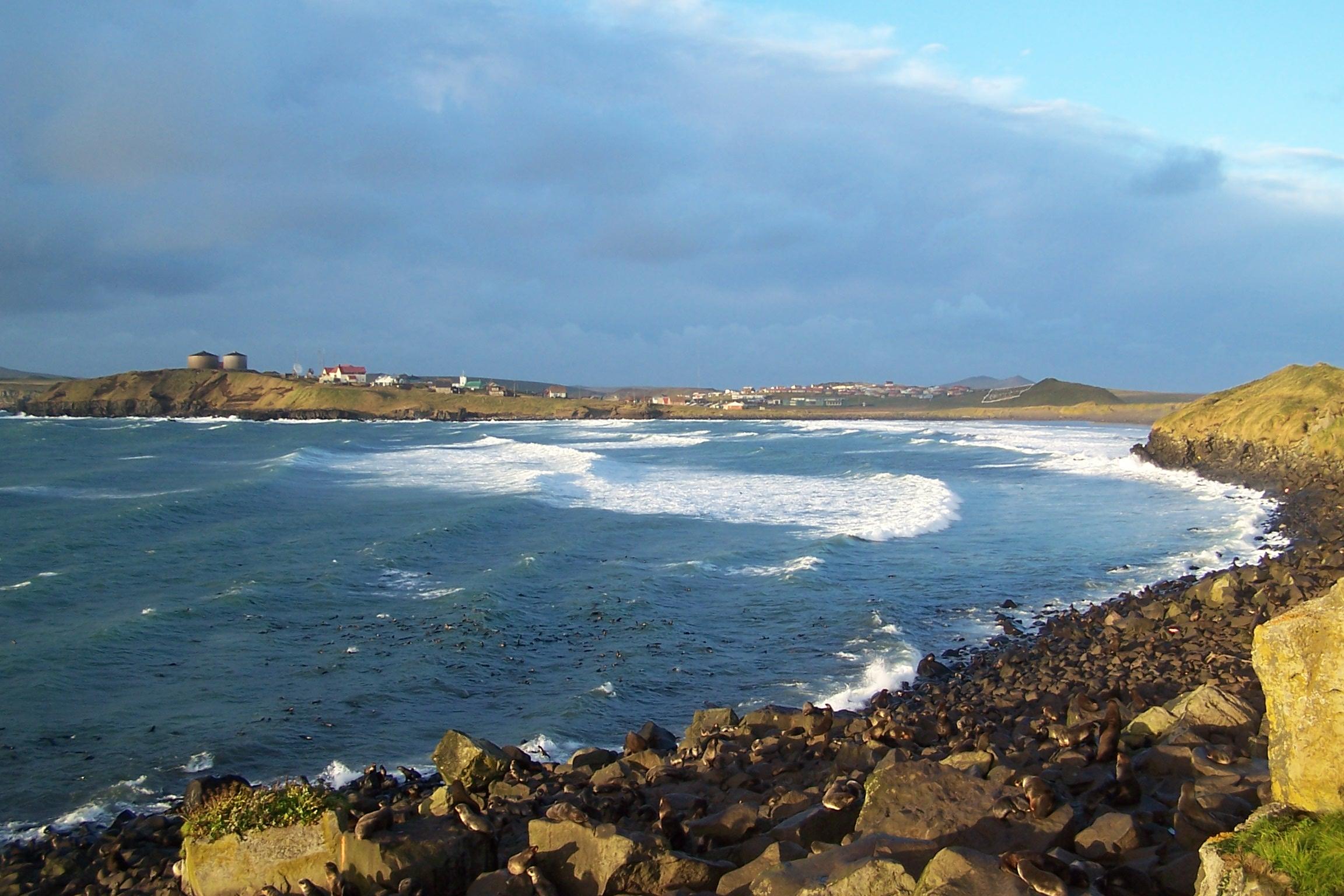 St Matthew Island Ak