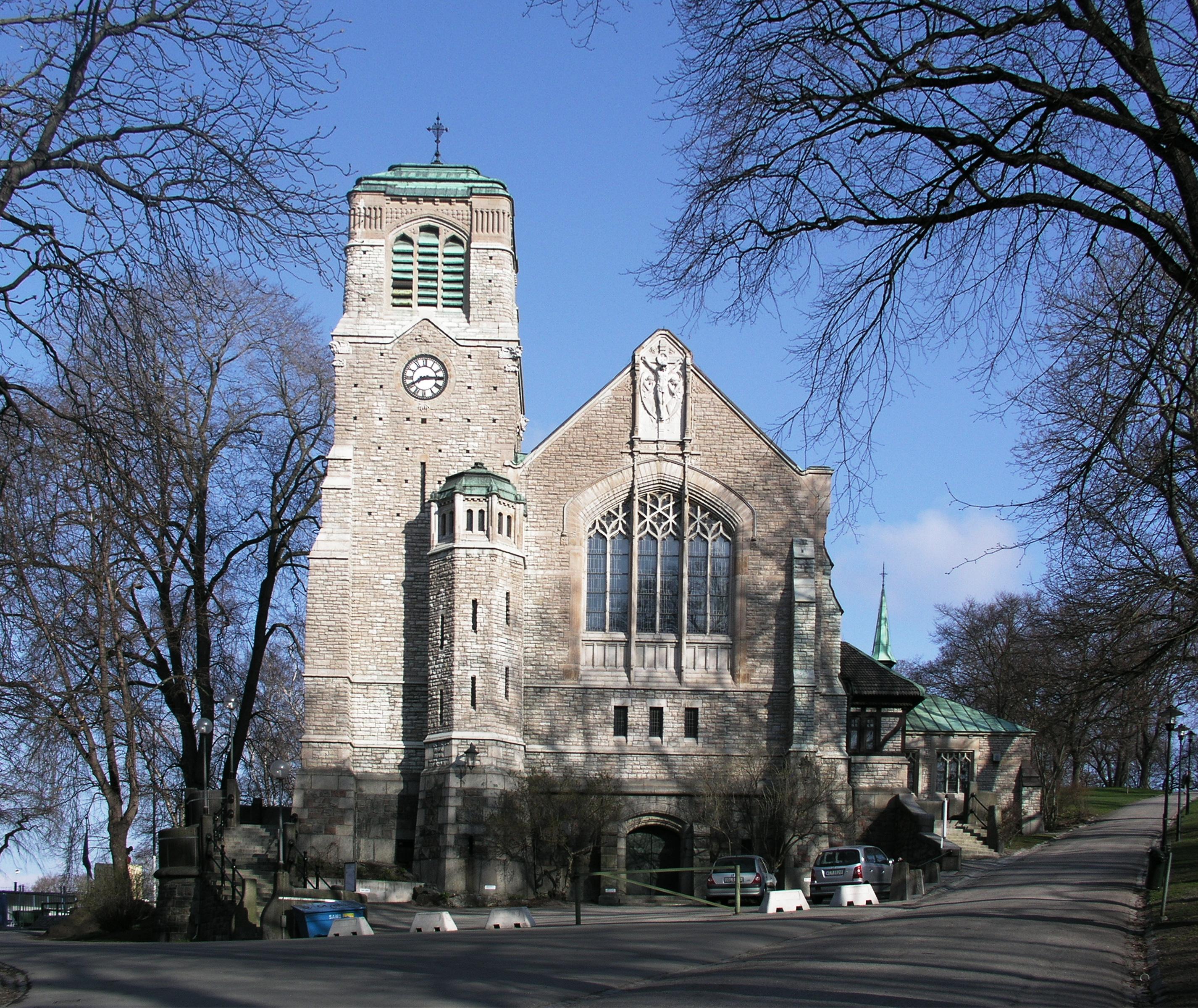 Bild av Stefanskyrkan
