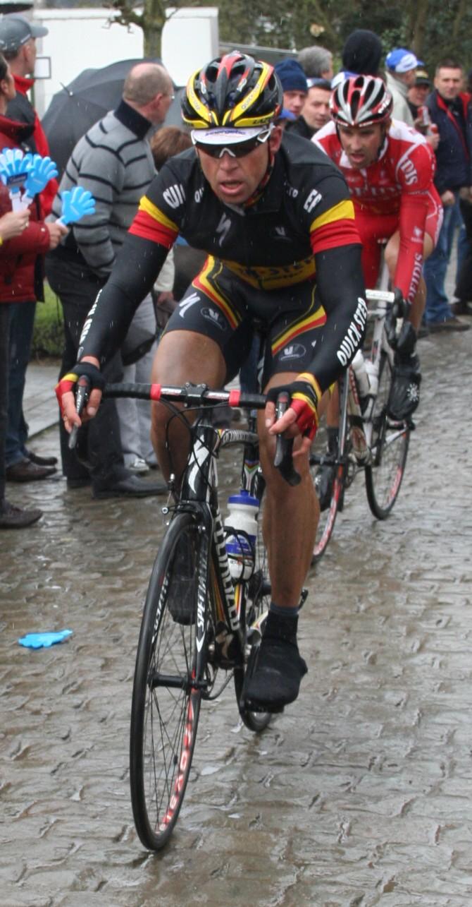 Depiction of Tour de Flandes 2008