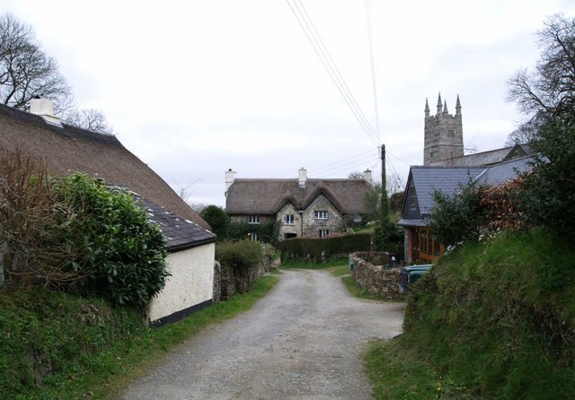 Stowford - geograph.org.uk - 369116