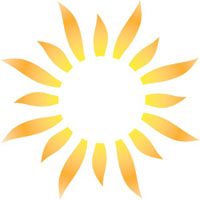 English: Real Goods Logo