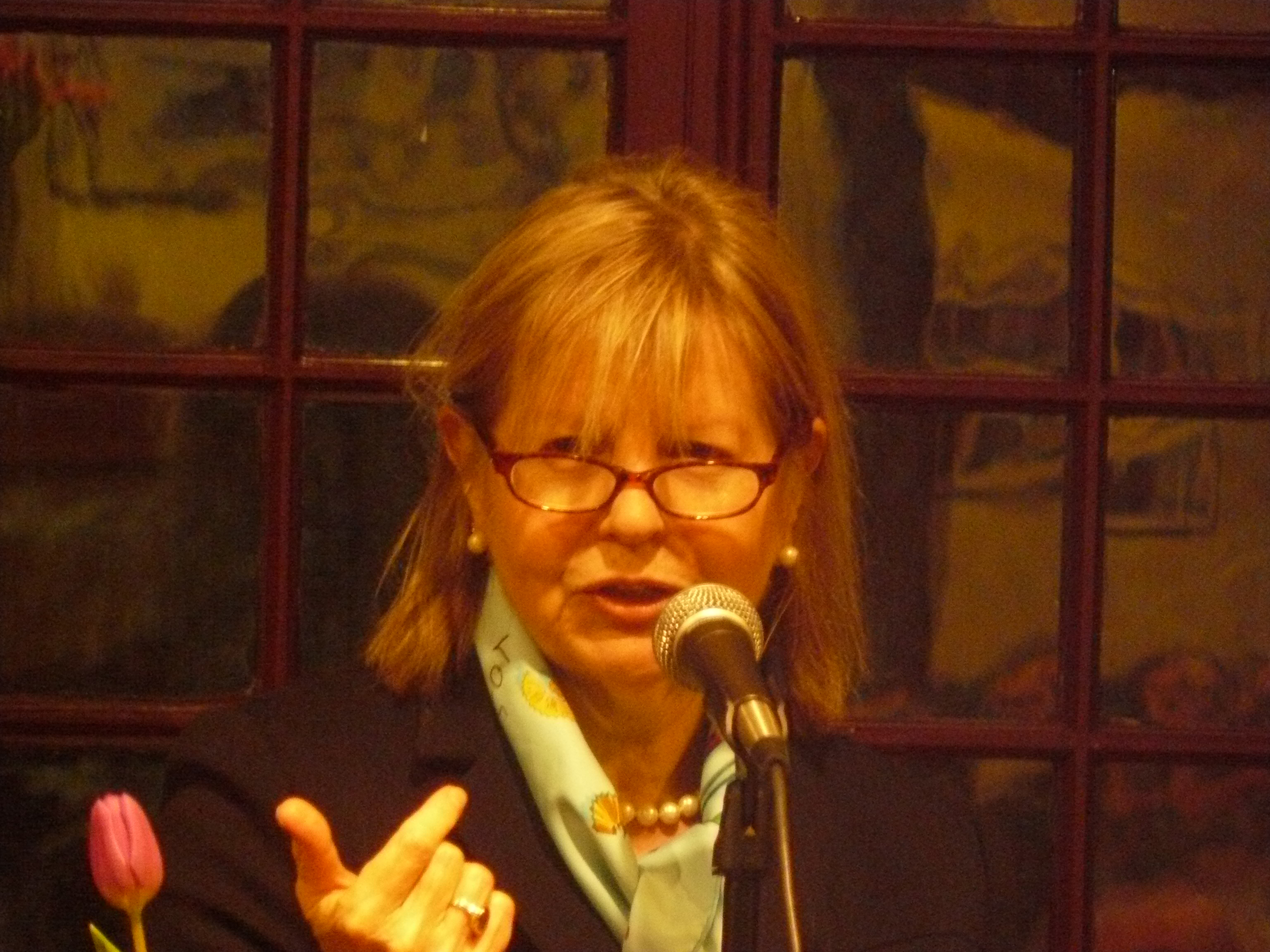 Susan Cheever in 2011