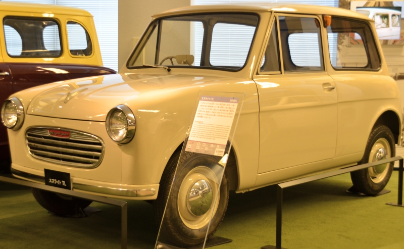 1961-1962 Suzulight 360 Van (TL II)