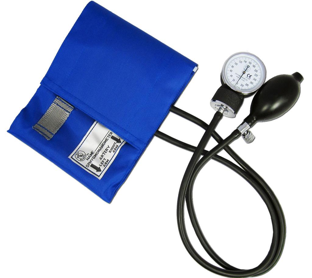 como se llaman los aparatos para medir la presion arterial