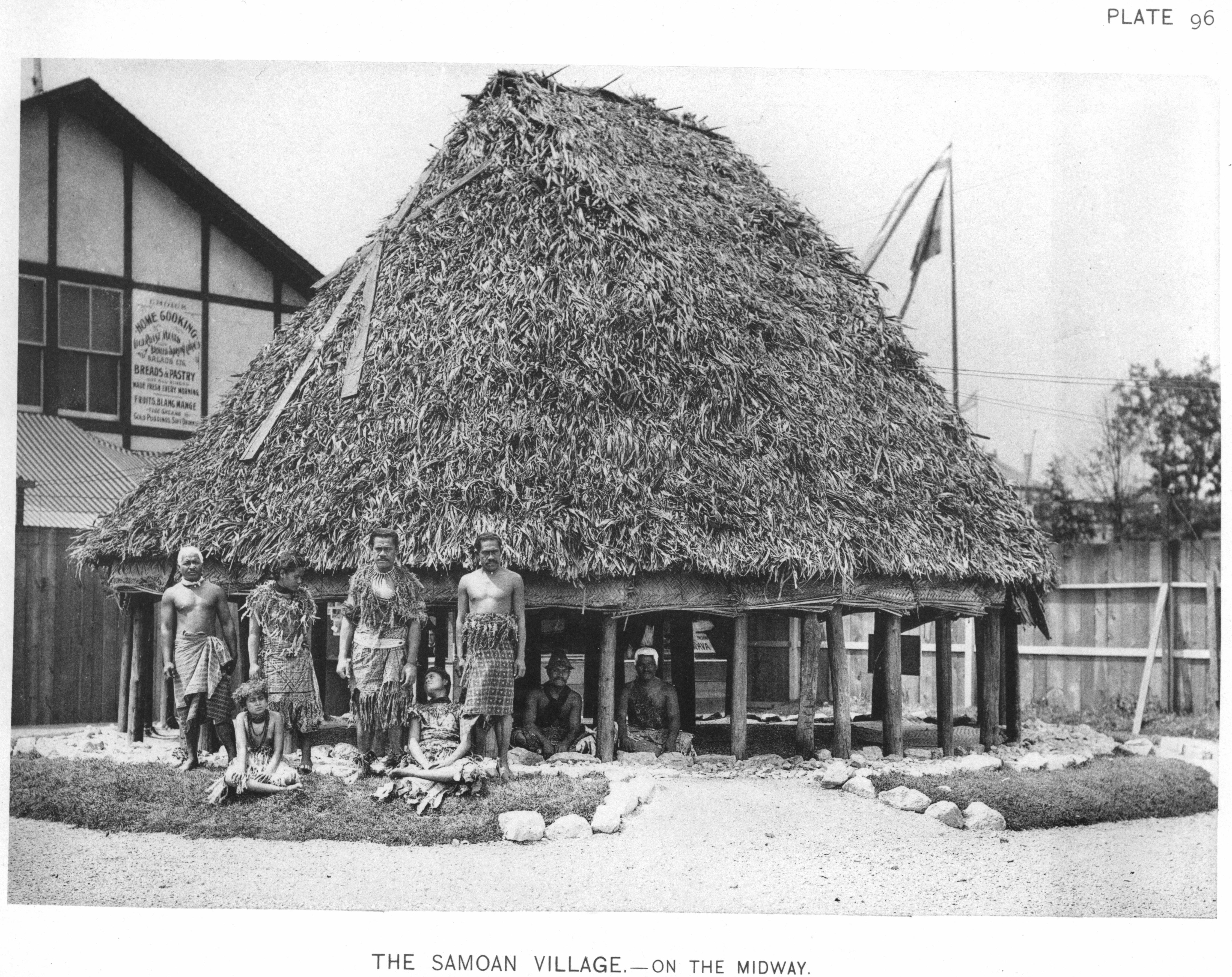 Samoa exposition survivant samoa
