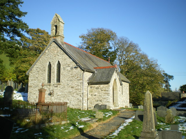 File:The chapel in Llanarmon Mynydd Mawr - geograph.org.uk - 1050249.jpg