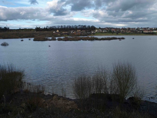 File:The view from the Village Bay bird hide, RSPB Fairburn