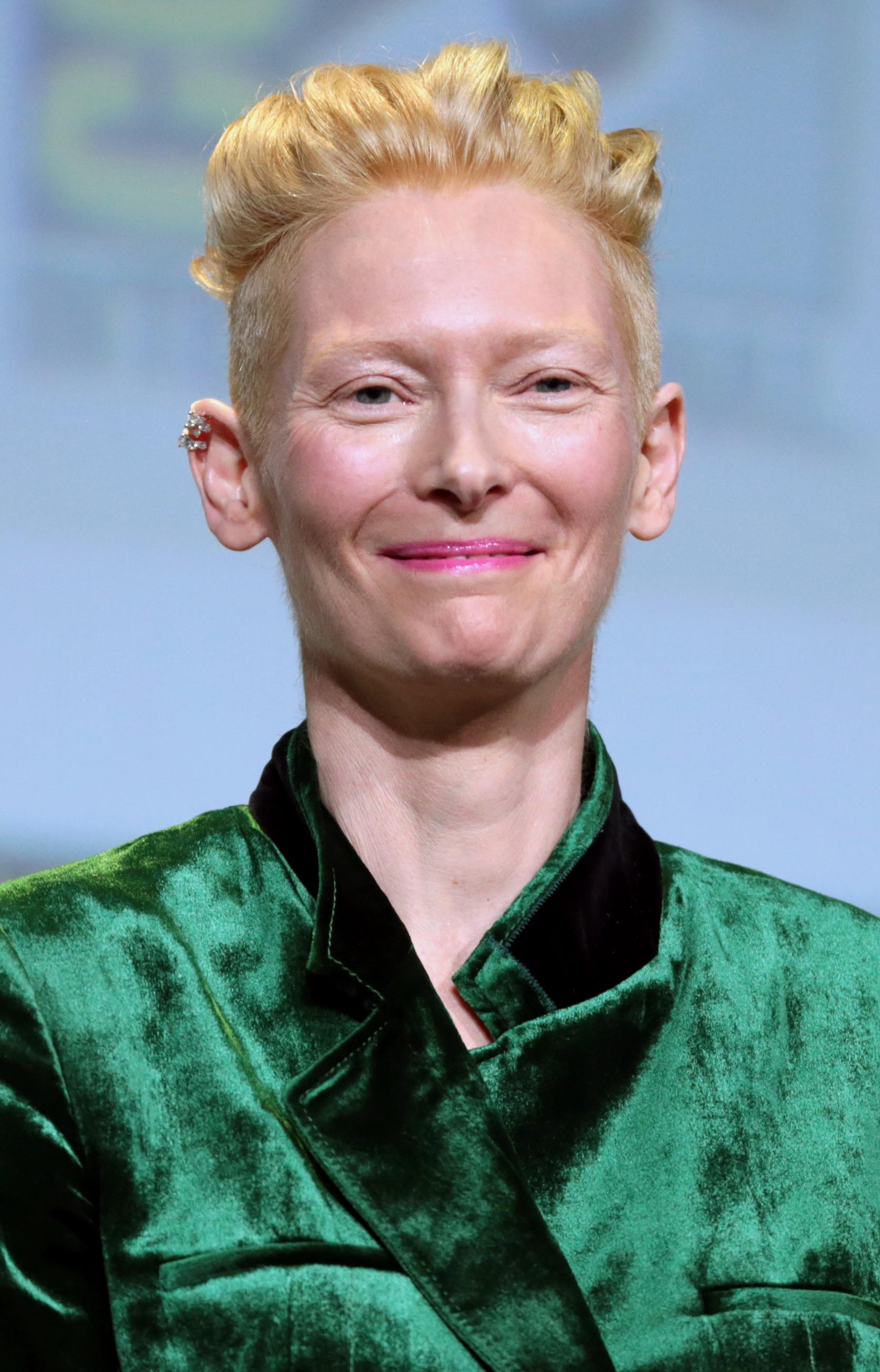 Tilda Swinton - Wikiwand