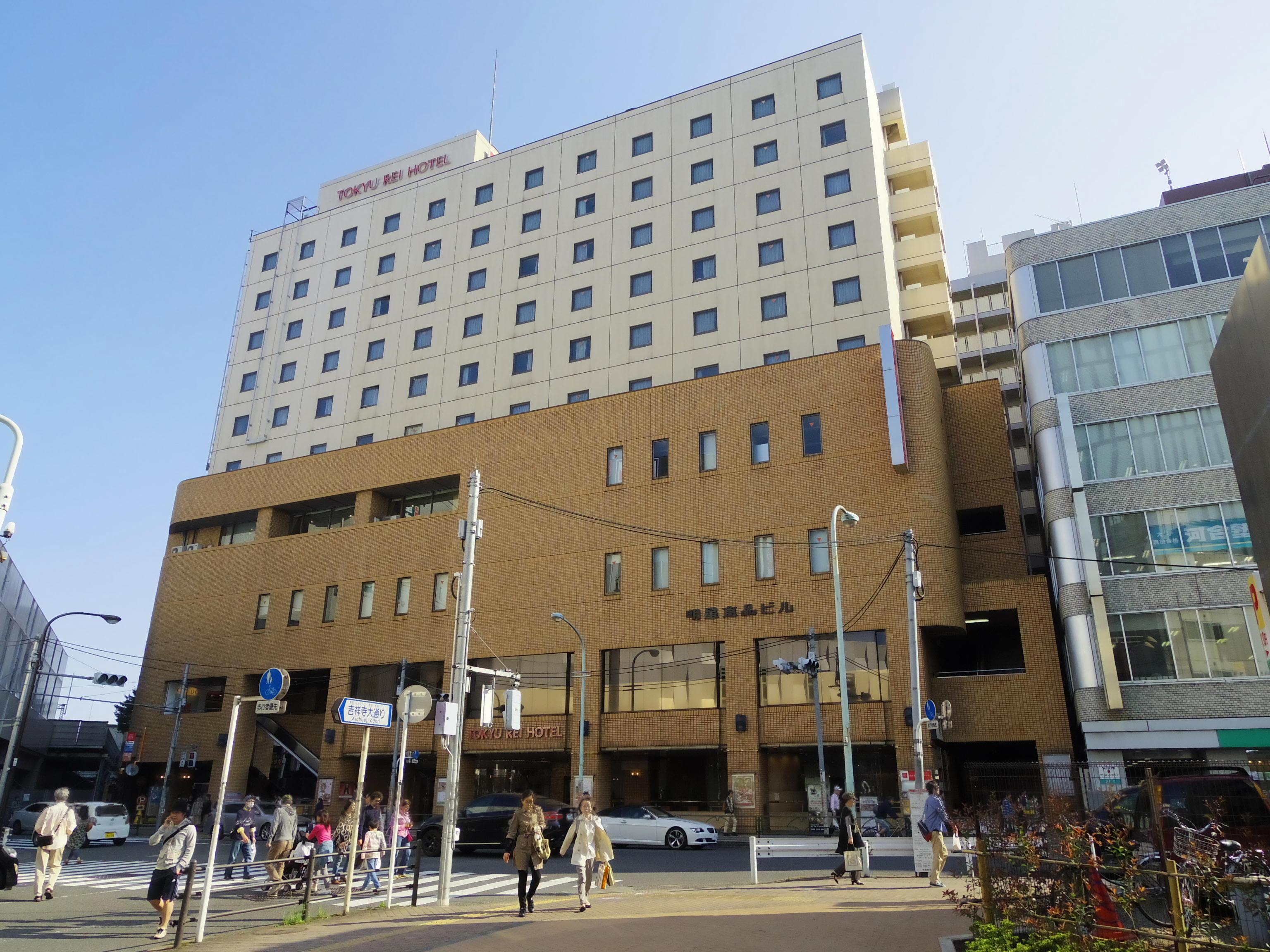 ホテル 東急 rei