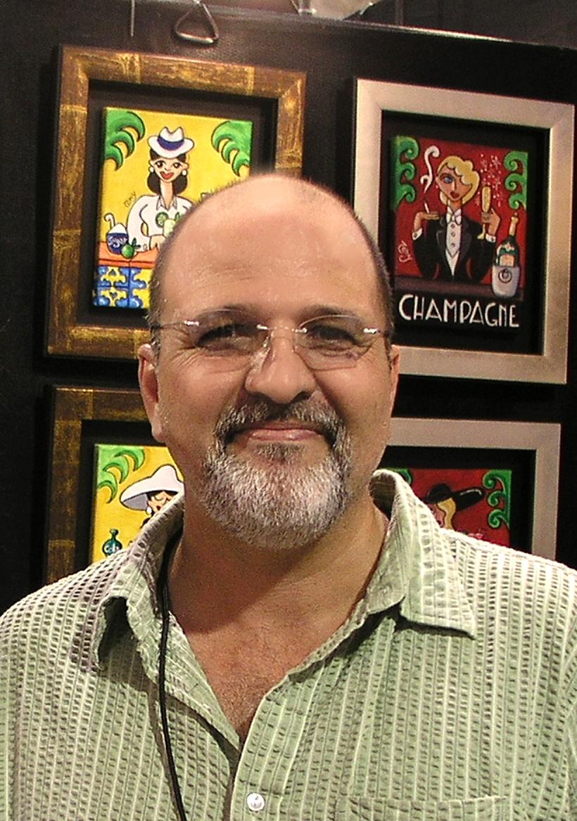 tony mendoza artist wikipedia