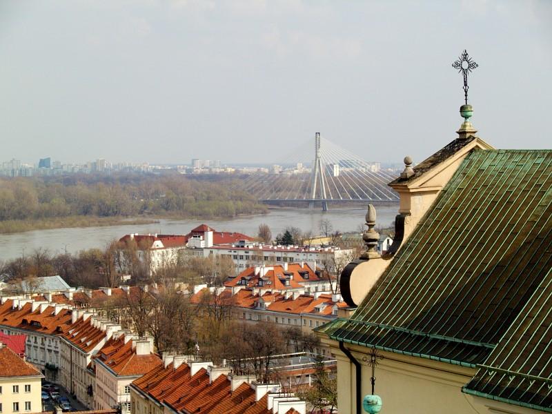 Powiśle, Warsaw