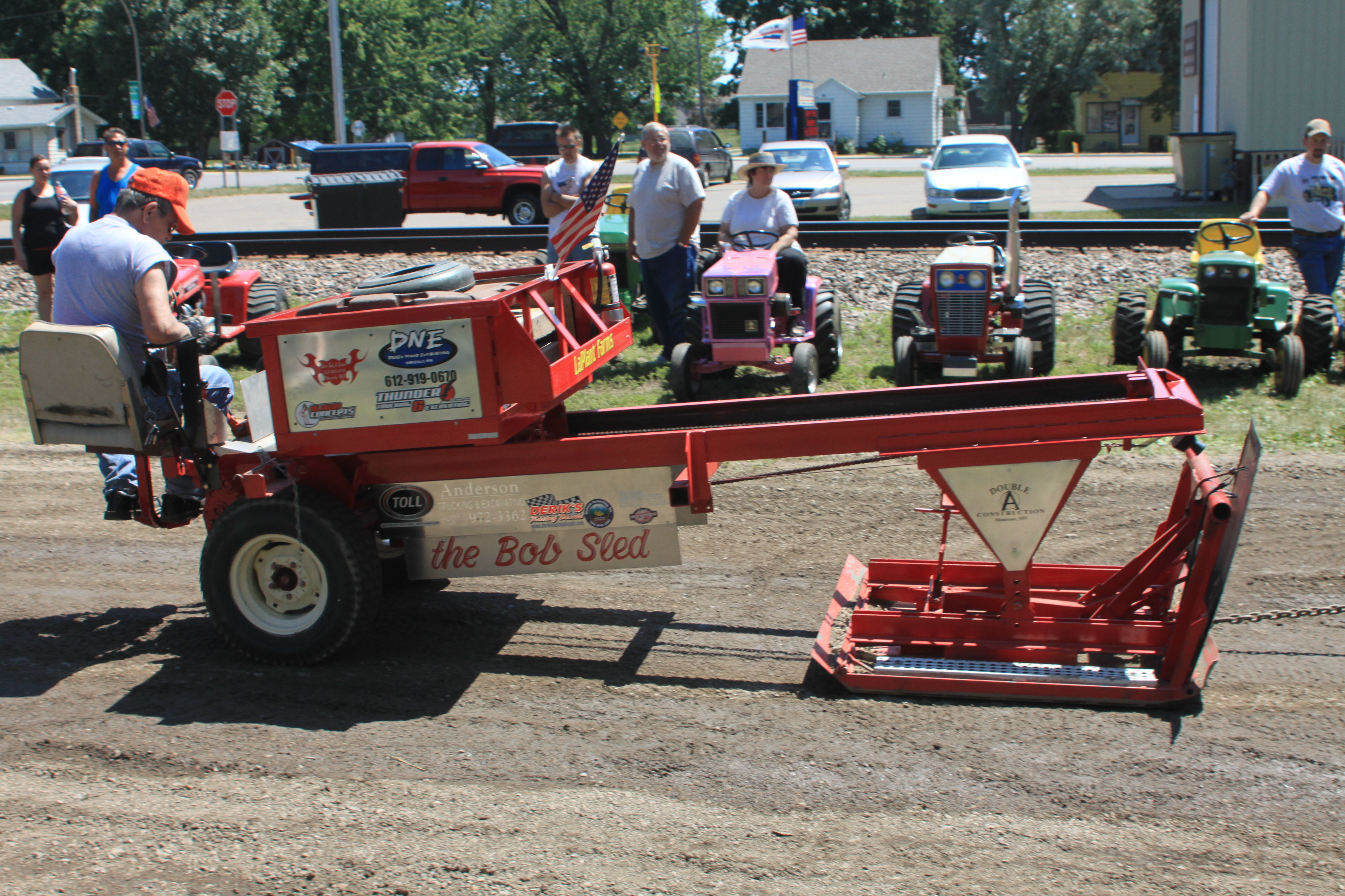 Garden Tractor Pulling Sled Plans Bing Images