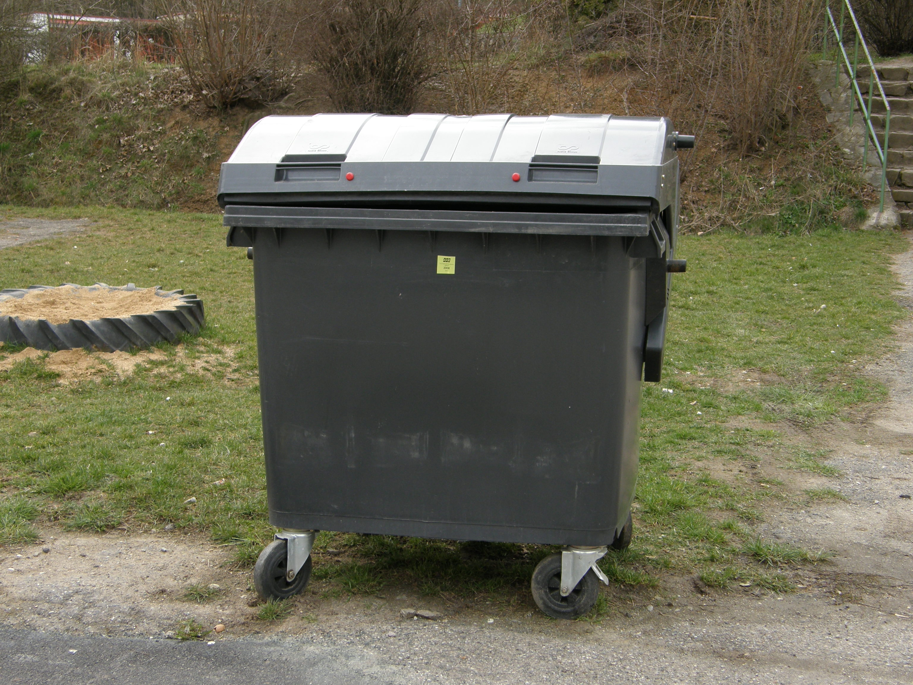 Image Result For Trash Can To