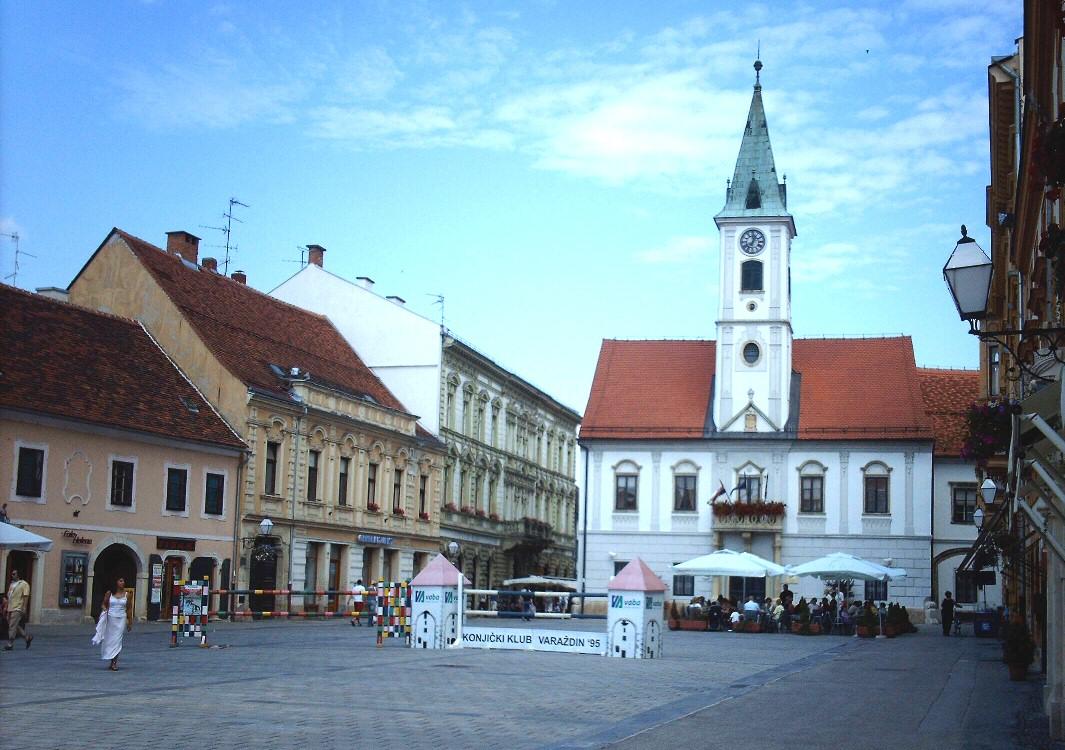 Varaždin Travel Guide At Wikivoyage