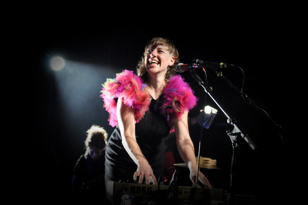 Foto Tune-Yards k albu i can feel you creep into my private life