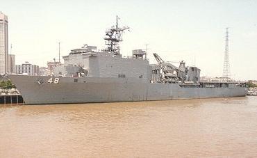 USS Ashland