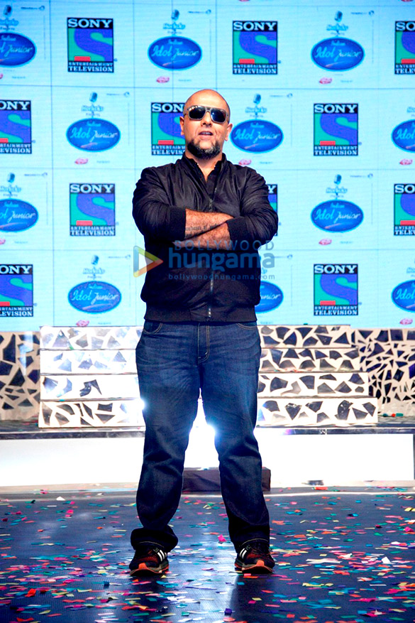 File:Vishal Dadlani Indian Idol Junior launch jpg