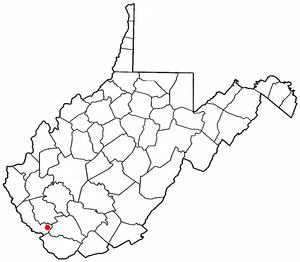 Gilbert Creek, West Virginia CDP in West Virginia, United States