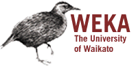 English: Weka Data Mining Open Software in Java