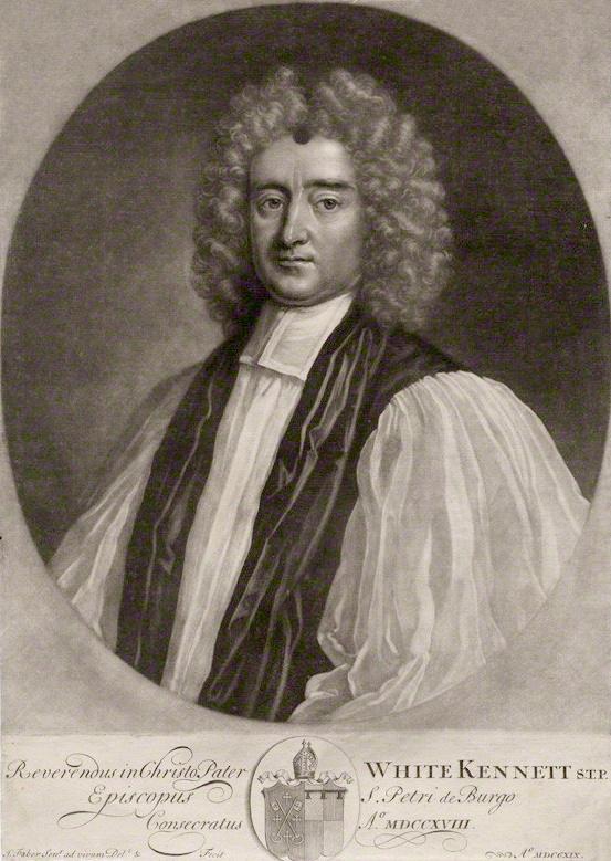 Bishop Kennett.