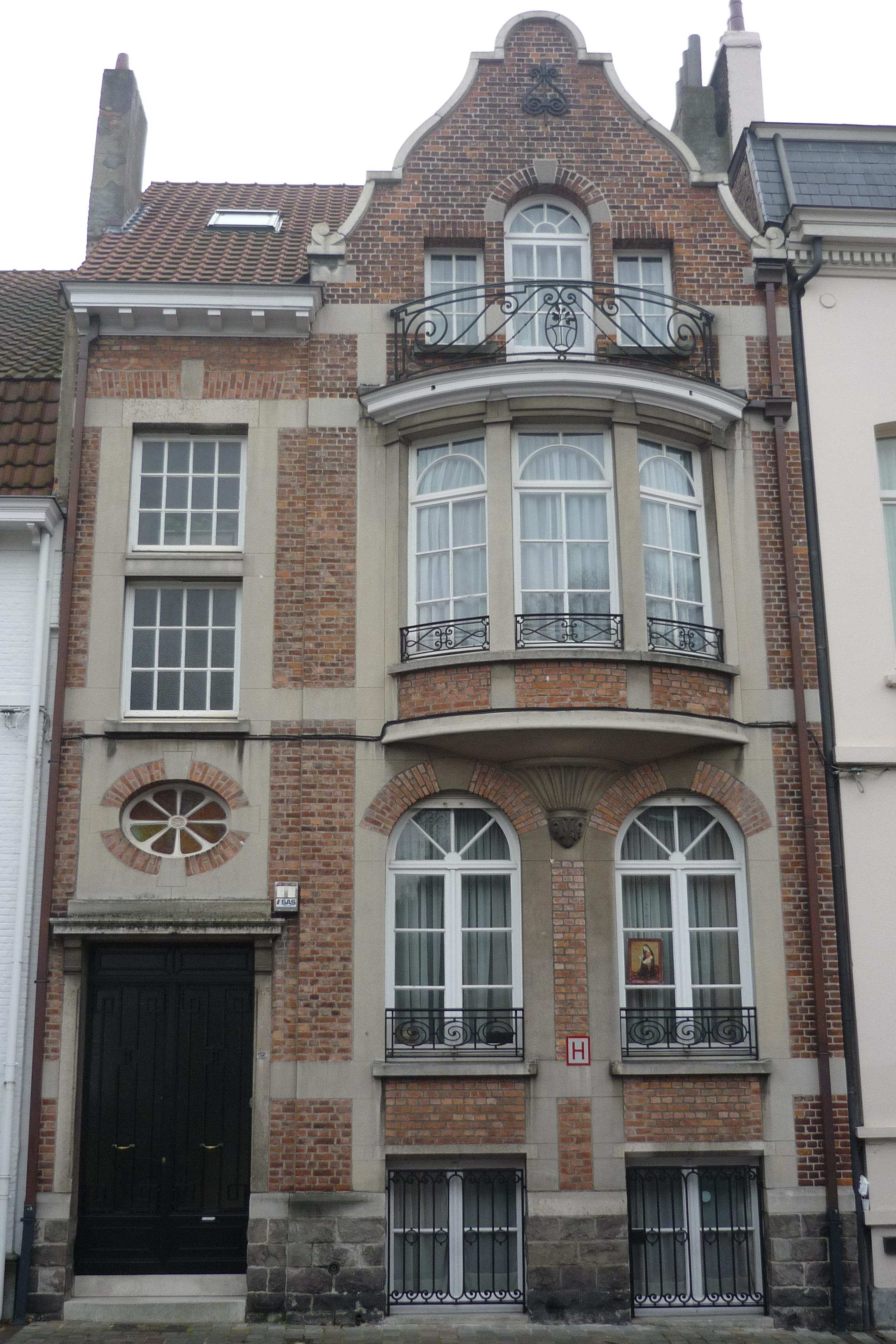 maison architecte woluwe