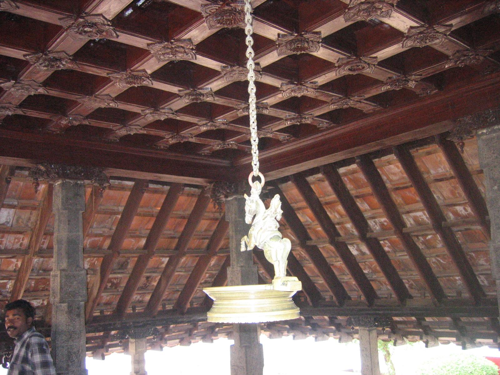 Indian House Pillars Design