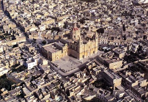 Malta  ZTN_city_center
