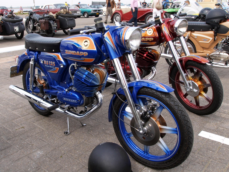 File Zundapp Ks125 Super Sport Jpg Wikimedia Commons