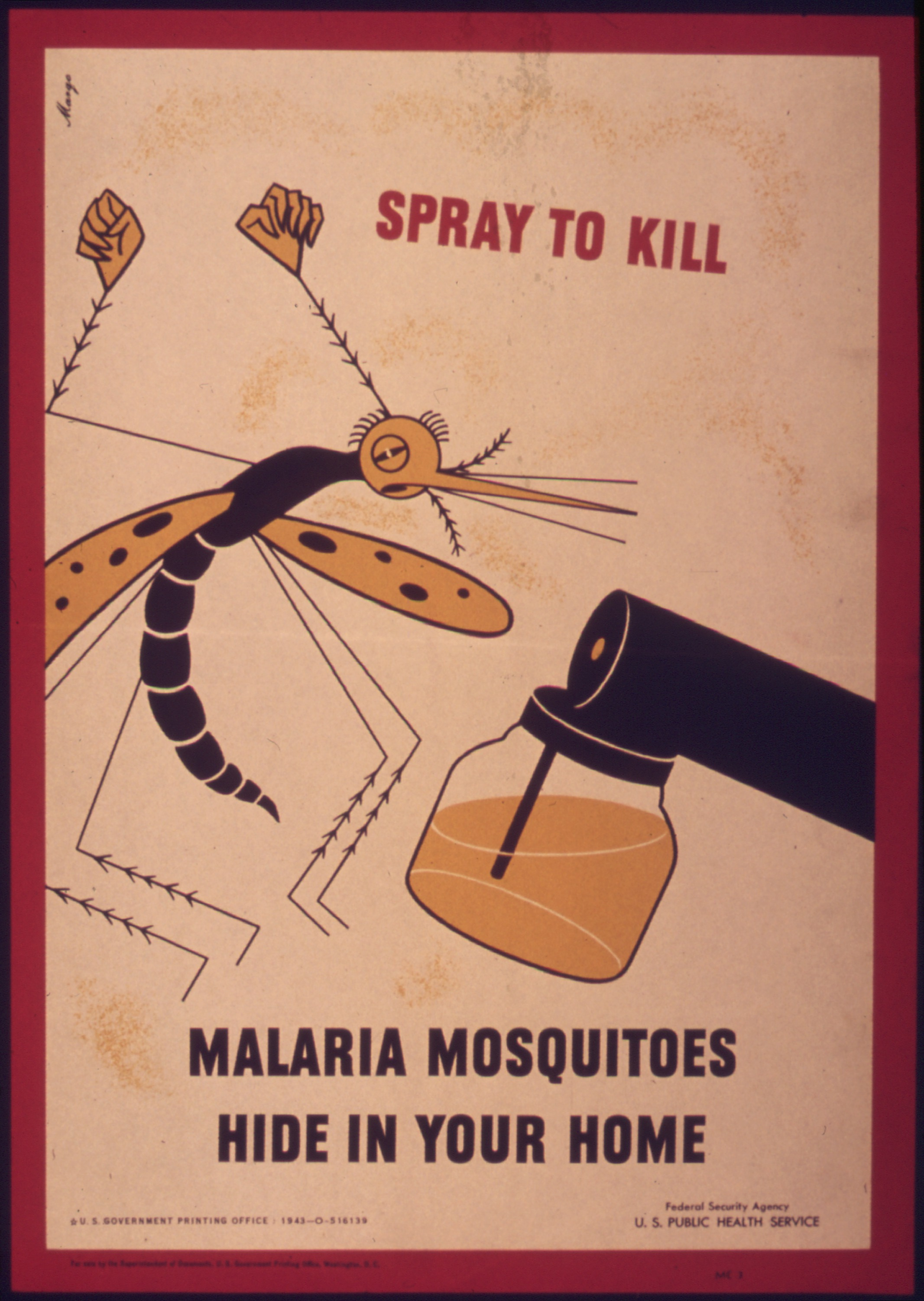 "File:""Spray to kill Malaria mosquitoes hide in your home ..."