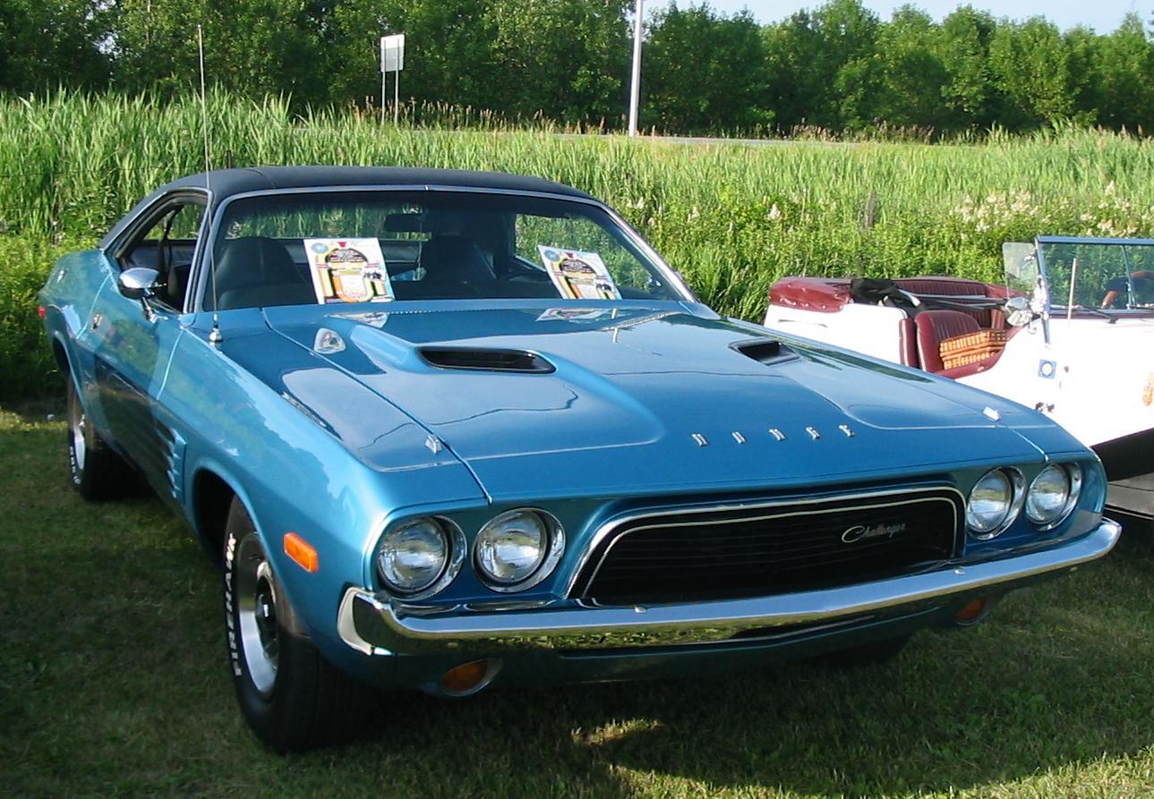 Dodge Challenger Kit Car For Sale