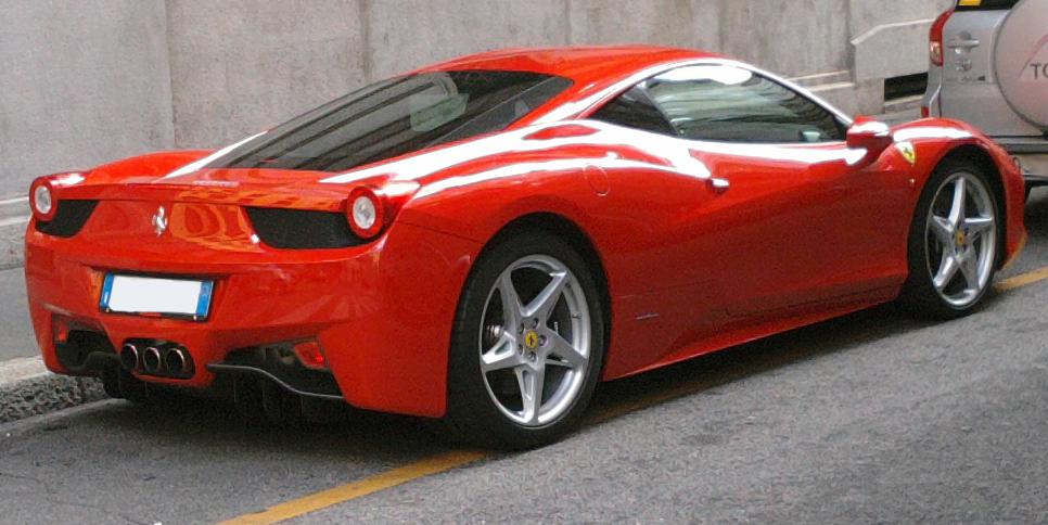 2015 Ferrari 458 Speciale >> Ferrari 458 – Wikipedia