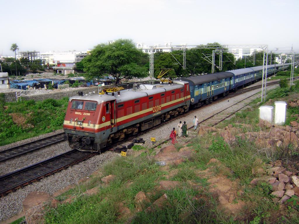 Gauge To Mm >> Guntur−Secunderabad Intercity Express - Wikipedia